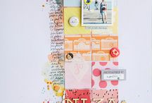 Ideas & Inspiration - Scrapbooking