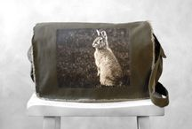 Carry Stuff / Awesome Totes, Messenger Bags, and Other Carry-alls / by Traci Herrod