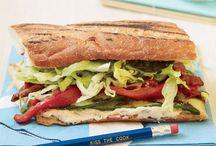 Sandwiches ... Ideas  / by Debbie Johnson