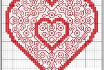 Cause it's stitch craft: hearts / by Kelsey Van Wyk