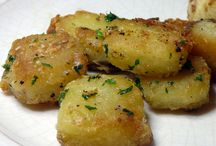 Tapas / Kartofler