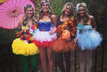 Four Seasons Group Costume Idea