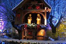 Noël à Masevaux / Au pied du Ballon d'Alsace, la Vallée de la Doller vous accueille dans une ambiance chaleureuse et authentique.