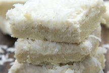 Biscuits, slices & savoury bites