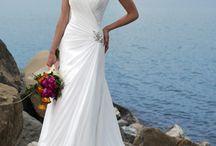 Wedding dresses??? / by Tracie Ewing