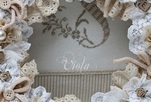 wreaths and angel wings