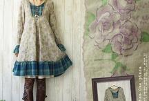 Fashion - Mori Girl