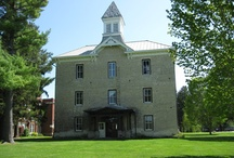 Wisconsin Colleges / You can also visit http://collegehistorygarden.blogspot.com/ for more information.