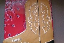 Cowboy cake ideas