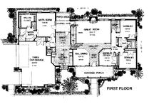 House Plans Over 2500 / by Nikki D