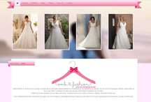 Emb Fashion / Sweet pink website Bootstrap HTML 5 - CSS3