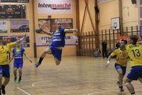 Handball 1. liga gr.B sezon 2015/2016 / Rozgrywki męskiej piłki ręcznej I. ligi gr. B Zdjęcia z piekarskiej hali przy ul. Gen. Ziętka, publikowane w http://www.wiadomosci24.pl/autor/galerie/348417.html