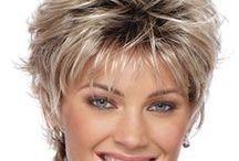 ash blonde hairstyle