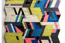 textures + patterns