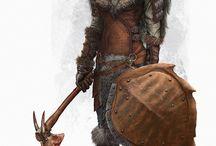 HUMAN • Norse