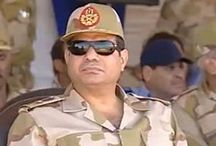 Sisi announce his candidacy for the upcoming presidential election, Egyptian