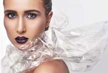 My Work << Makeup>> Fashion & Beauty / #makeup #photoshoot #beauty #fashion