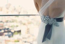 Wedding   -Dress  back style-  / Wedding dress   -back style-