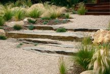garden: steps