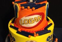 Birthday cake ideas - Liam