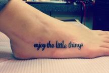 phrases tattoo