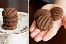 sušenky keksy