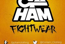 Go HAM Fight Wear / All the latest innovations in fight wear and fight gear products.