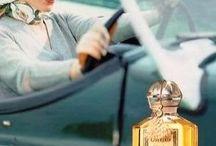 On Perfumes / Enjoy fragant moments. Niche perfumery. Perfume ads.