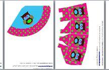 Kits de fiesta imprimibles / Imprimibles para fiestas. Personalizalos como quieras con el nombre, edad, evento,...