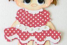 muñecas fomi