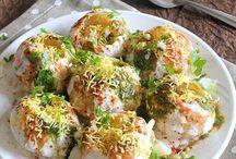 Food - Chats and pakoras / Indian Street food
