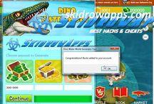 Dino Water World Hack