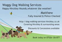 Waggy Dog Walking Services HINCKLEY / Welcome to Waggy Dog Walking Services Hinckley.UK  The No.1 Flexible Dog Walking Business covering Hinckley Leicestershire & surrounding areas! See http://dog-walking-services-hinckley.co.uk/ for more info!