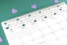 planner/diary/calendars