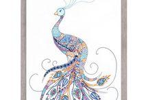Siuvinėjimas kryželiu/ Cross Stitch Embroidery / 0