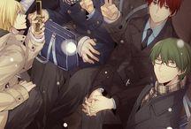 Kuroko no basket / My Favourote Cool Anime