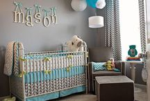 Bedroom: Nursery  / by Elizabeth Sealey