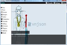 vnjson.js / Visual novel engine on javascript