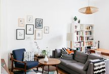 Home / Inspiring spaces. Clean lines. Curated collection.