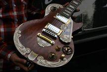 Guitare Custom