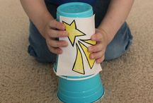 Foundations Conference kid's activities / by Suzy Olejniczak