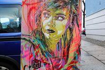 Street Art / by Tiago da Conceição