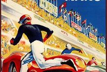 Auto & Race Posters