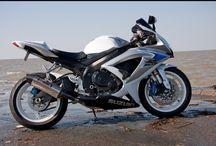 Suzuki 600 GSX R