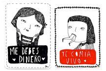 Ilustradores que me hacen tilín / by Fräulein Gusano