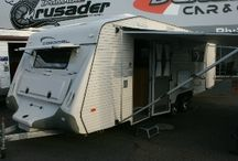 Caravans / We have a huge range of New & Used Caravan's & Motorhomes for everyone.  With Drive Away prices let us get you on your trip sooner.  We are a one stop shop, need finance & insurance not a problem we can do that today.