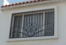 house / ventana