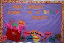 {Classroom} Bulletin Boards & Door Decorations / Bulletin Board and Door Decoration Ideas for any grade