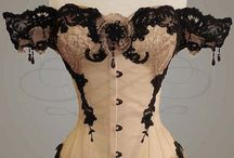 Lovely Lingerie,Corsets & Pretty under garments