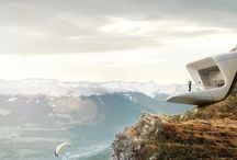 Mountains' Architecture